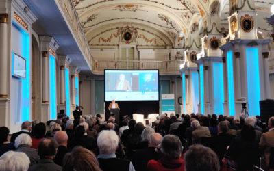 EFA Präsident Franz Fischler über liberale Demokratie