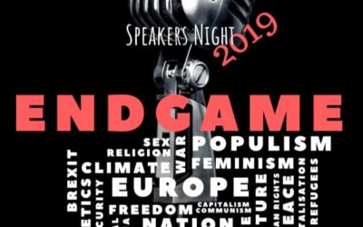 Speakers Night 2019