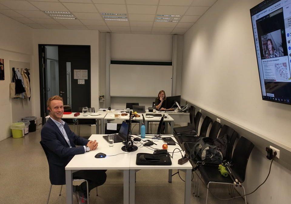 Die IG-Hubs am Europäischen Forum Alpbach 2020
